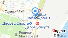 BerlogaМебель на карте