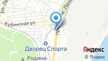 Blum на карте