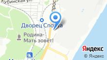 ArtNet-Studio на карте
