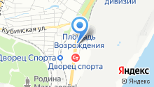 GiadaStar на карте