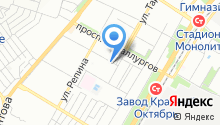 Asp на карте