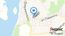 Краснослободская средняя общеобразовательная школа №3 на карте
