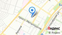 GeoBooth на карте