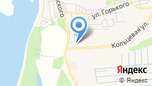 Синара-Девелопмент на карте