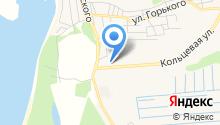 Букатин Луг на карте