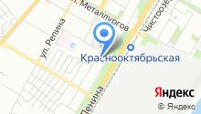 Atom Show на карте