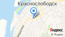 Свято-Никольский приход на карте