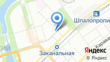 Fish house на карте