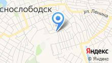 Газпром газораспределение Волгоград на карте