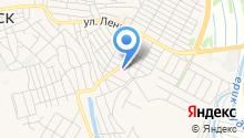 Краснослободская городская больница на карте