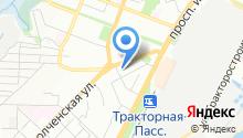 Eltronic на карте