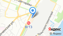 ANTA на карте