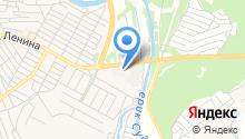 Штукатуркино на карте