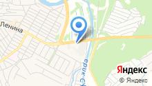 Хома на карте