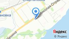 BeerЛога на карте