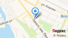 Банкомат, АКБ РОССИЙСКИЙ КАПИТАЛ на карте