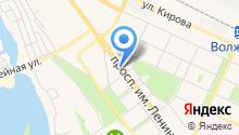 Бухта на карте