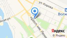 Адвокатский кабинет Шапошникова Н. А. на карте