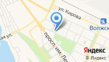 Средняя общеобразовательная школа №2 с углубленным изучением отдельных предметов на карте