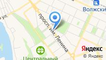 Нотариус Александрова В.А. на карте