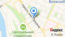 Адвокатский кабинет Луканиной И.А. на карте