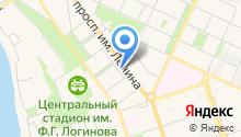 Волжская городская коллегия адвокатов №3 на карте