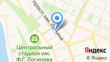 WEBCOM на карте