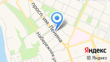 Адвокат Морозова Т.С. на карте