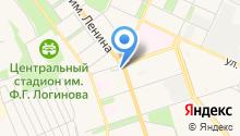 Studio lm на карте