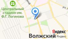 Адвокатский кабинет Булатова Н.А. на карте