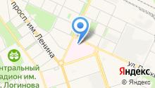 Волгоградское областное бюро судебно-медицинской экспертизы на карте