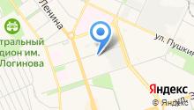 Акрон Волга на карте