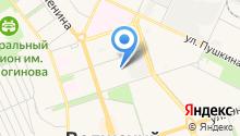 Авто-Соло на карте