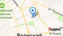 Fabien на карте