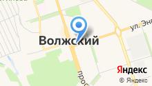 VolgaCross на карте