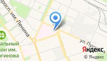 Волгофарм, ГУП на карте