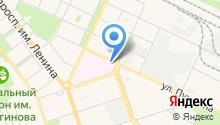 Волгоградский областной клинический перинатальный центр №1 им. Л.И. Ушаковой на карте