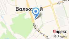 Волгоградский областной клинический центр медицинской реабилитации на карте