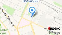ВолгаМиксМедика на карте