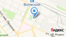 БТИ г. Волжский на карте