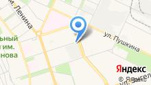 АхтубаГазПроект на карте