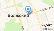 Аптека на Энгельса на карте