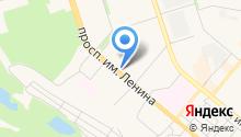 Service f1 на карте