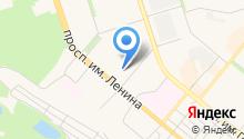 Волгоградское областное БТИ на карте