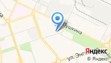 Волжский завод металлоконструкций и резервуаров на карте