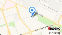Delivery Volgograd на карте