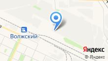 Атлас-КМ на карте