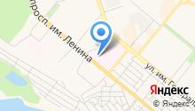 Волгоградское областное патологоанатомическое бюро на карте