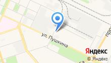 Волжские межрайонные электросети, МКП на карте