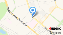 Волжский комплексный центр социального обслуживания населения на карте